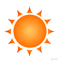 sun clipart [ 960 x 960 Pixel ]