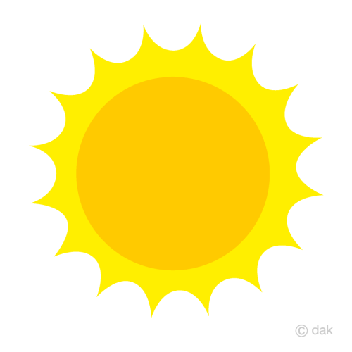 small resolution of yellow sun clipart