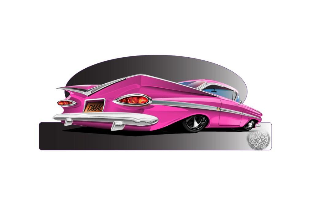 59 impala pink