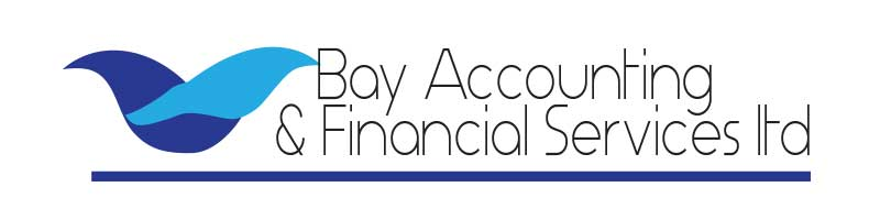 Graphic design Bay Accounting logo