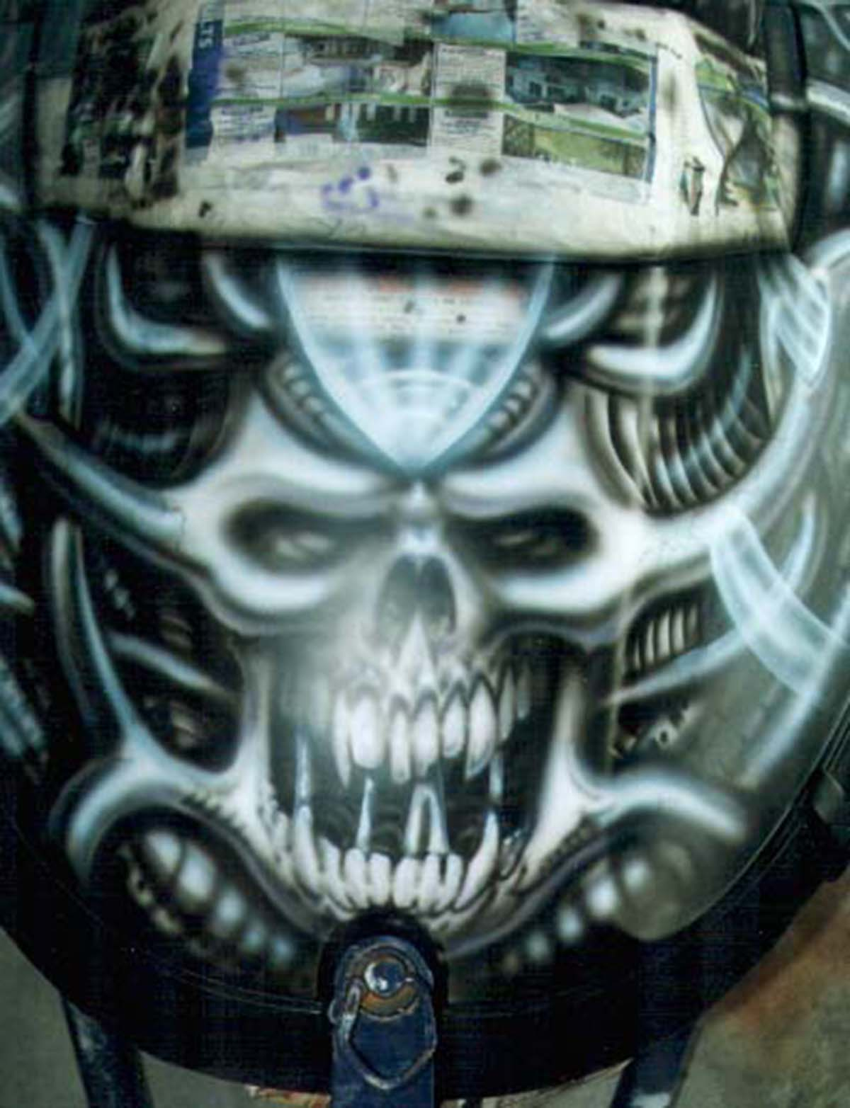 airbrush art NZ