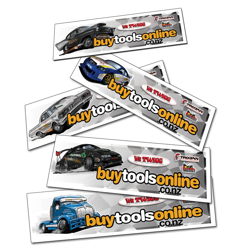 Buytoolsonline stickers