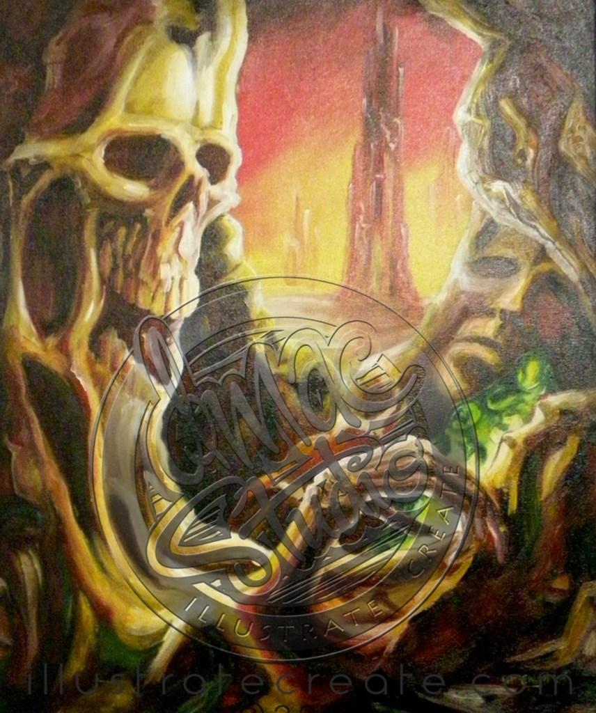 apocalypse art