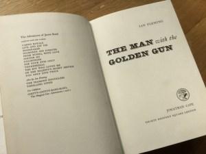 James Bond, The Man with the Golden Gun