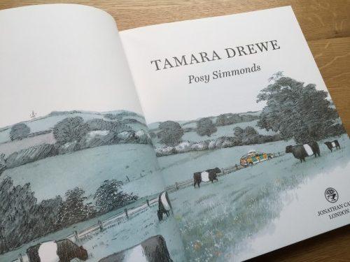 Tamara Drewe, Posy Simmonds