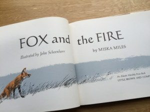 The Fox and the Fire, Schoenherr