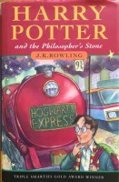 Harry Potter, First EditionHarry Potter and the Philosopher's Stone first edition
