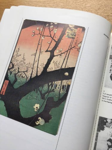 Japanese Prints collected by Vincent van Gogh