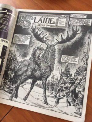 2000 AD Special Souvenir Edition 13 Dec 86