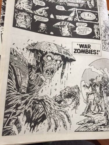 2000 AD Special Souvenir Edition 13 Dec 86
