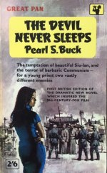 The Devil Never Sleeps, Pearl S Buck, Pan paperback