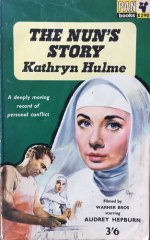 The Nun's Story, Pan paperback