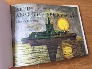 Alfie and the Ferryboat, Charles Keeping