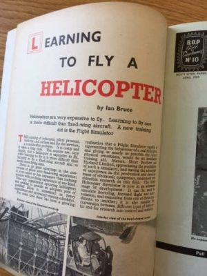 Boy's Own Paper April 1959