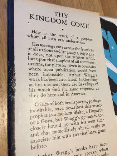 Arthur Wragg, Thy Kingdom Come