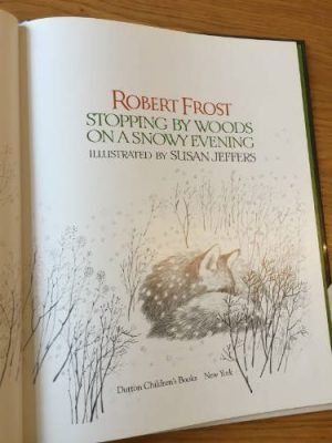 Stopping by Woods on a Snowy Evening - Robert Frost