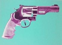 Razor Gun by artist Max Wiedemann