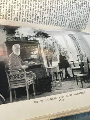 George Bernard Shaw at 90