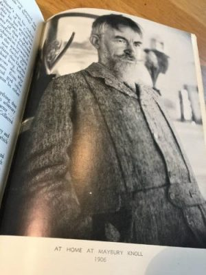 George Bernard Shaw at 90