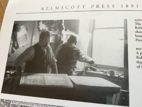 The Kelmscott Press