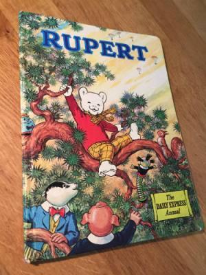 Rupert Annual 1973, Alfred Bestall