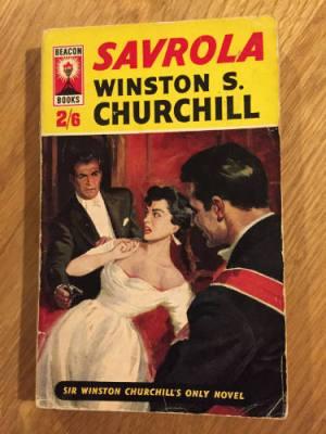 Savrola, Winston S. Churchill