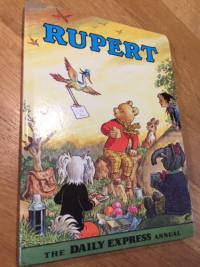 Rupert Annual 1972, front cover