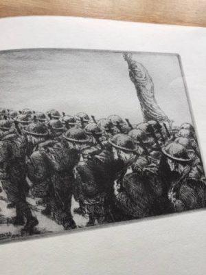 Percy Delf Smith, 'Death Marches'.