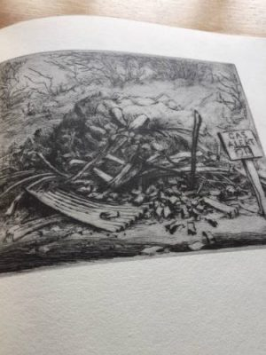 Percy Delf Smith, Sixteen Drypoints and Etchings