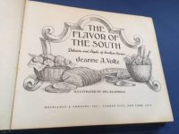 The Flavor of The South, American Cookbook