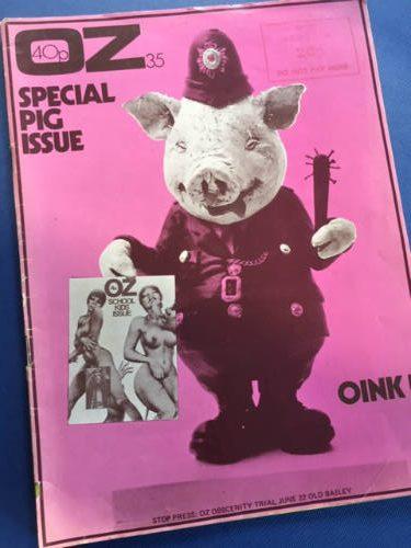 OZ Magazine, Number 35