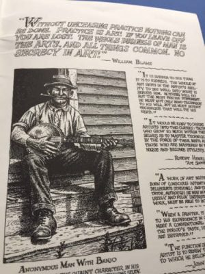 Robert Crumb, Art & Beauty No. 1