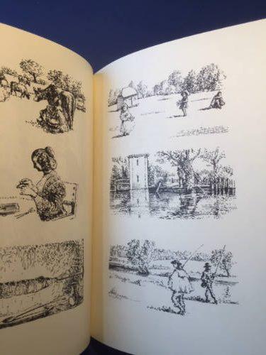 Lynton Lamb, Illustrator