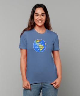 T-shirt raising money for Greenpeace