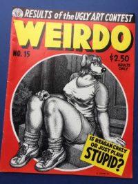 Weirdo Magazine No. 15 Robert Crumb