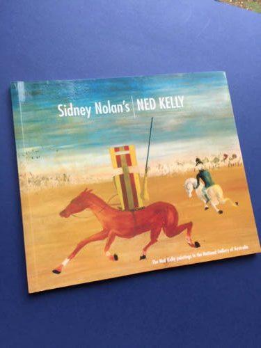 Sydney Nolan, Ned Kelly