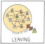 agile coach leaving