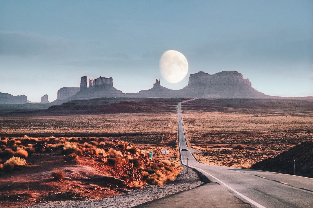 Illustrated by Sade - Monument Valley