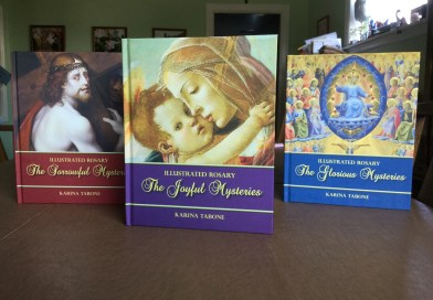 These are what my books look like, and trust me... they are gorgeous! Via IllustratedPrayer.com