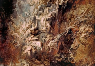 The Fall of the Damned, by Peter Paul Rubens