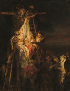 The Descent from the Cross, by Constantijn van Renesse, c. 1650-52. National Gallery of Art, Washington, D.C., United States.