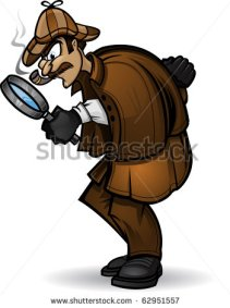 stock-vector-detective-illustration-of-a-detective-looking-through-his-magnifying-glass-divided-into-layers-for-62951557