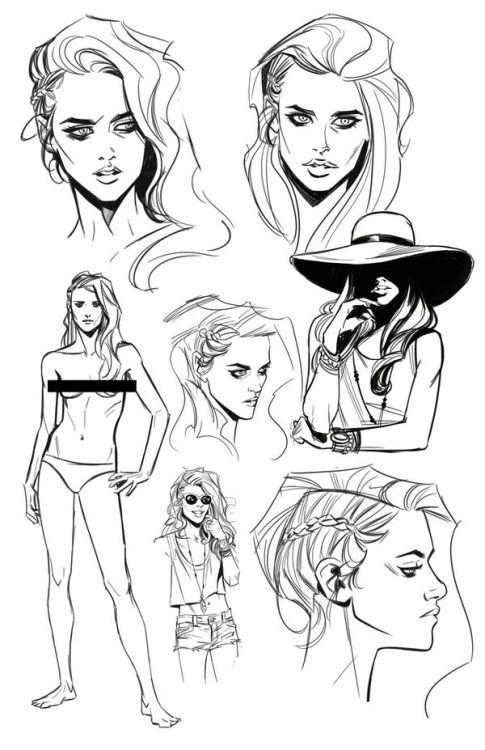 Comics Illustrator of the Week: Joëlle Jones