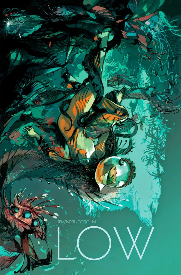 Comics Illustrator Of Week Greg Tocchini