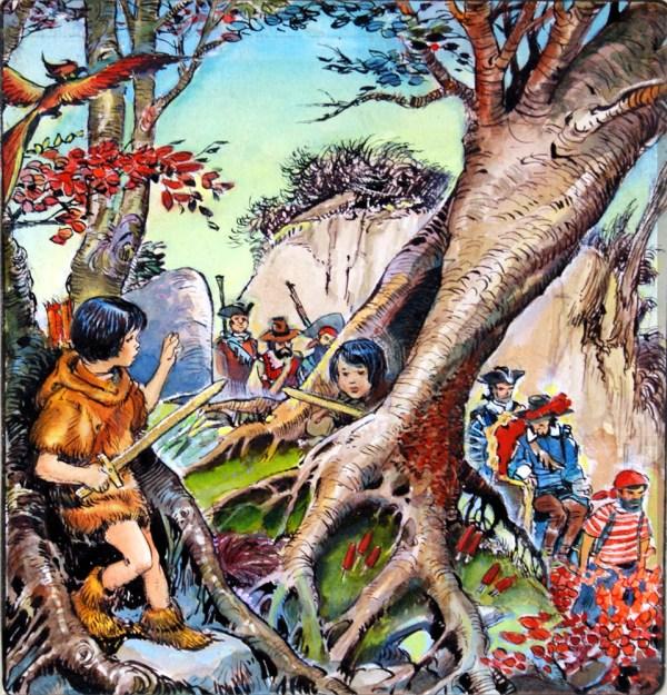 Peter Pan Original Illustrations