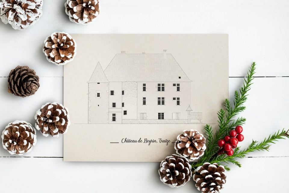 _illustration_de_patrimoine_anne_letondot_maison_chateau