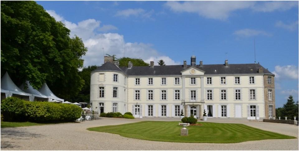 SAint Avé beauregard chateau mariage