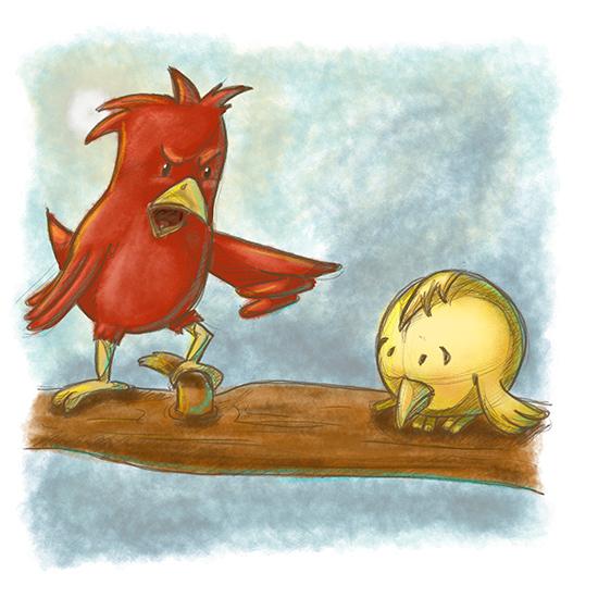 pere-colere-oiseau