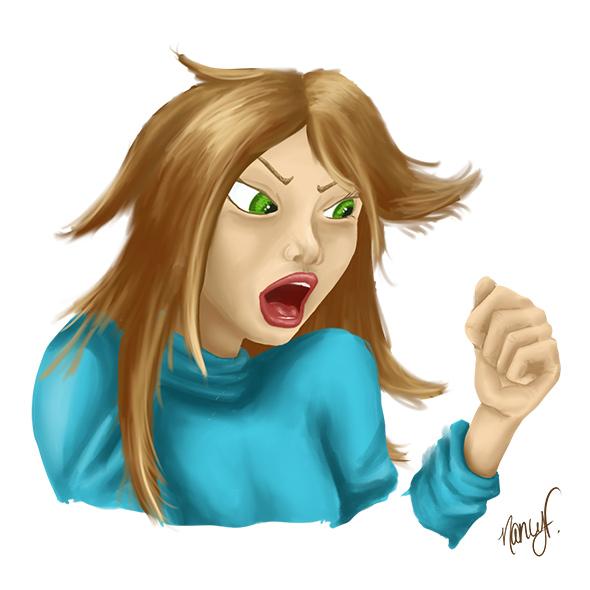 fille-colere-nancy-fournier-illustration