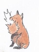 kinky tailed fox (3)